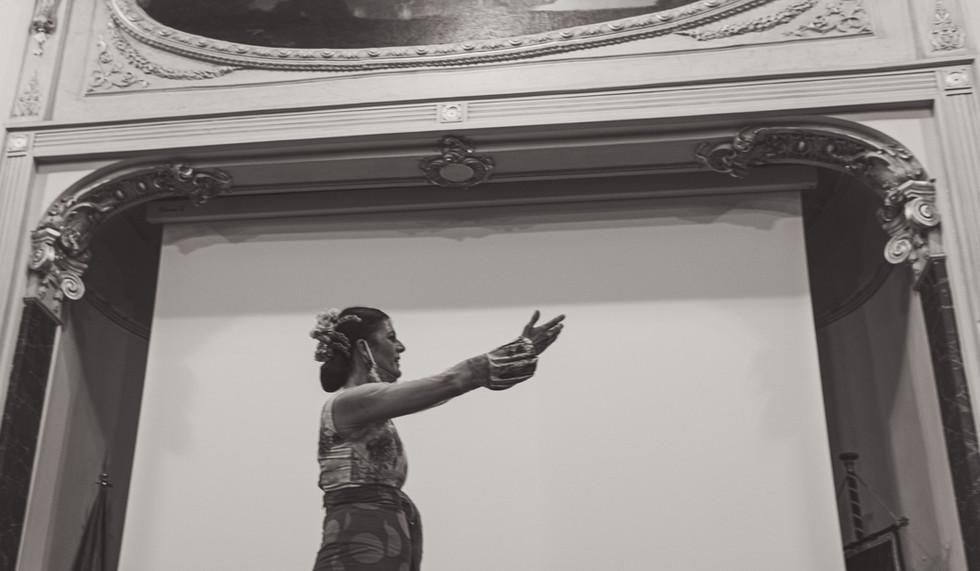 LAS VIVENCIAS DEL FALMENCO EN EL EXTRANJ