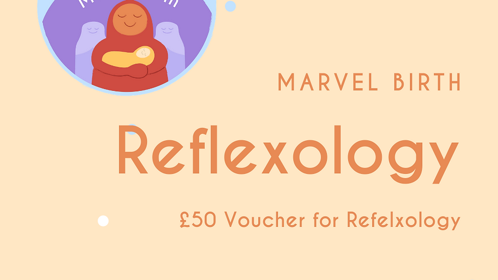 Reflexology Voucher