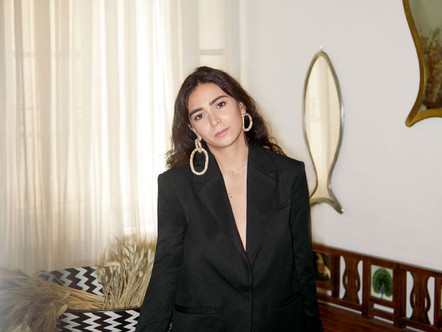 Sandra Mansour x H&M : une collection féminine et vaporeuse