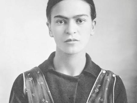 Women artists in art history : Frida Kahlo