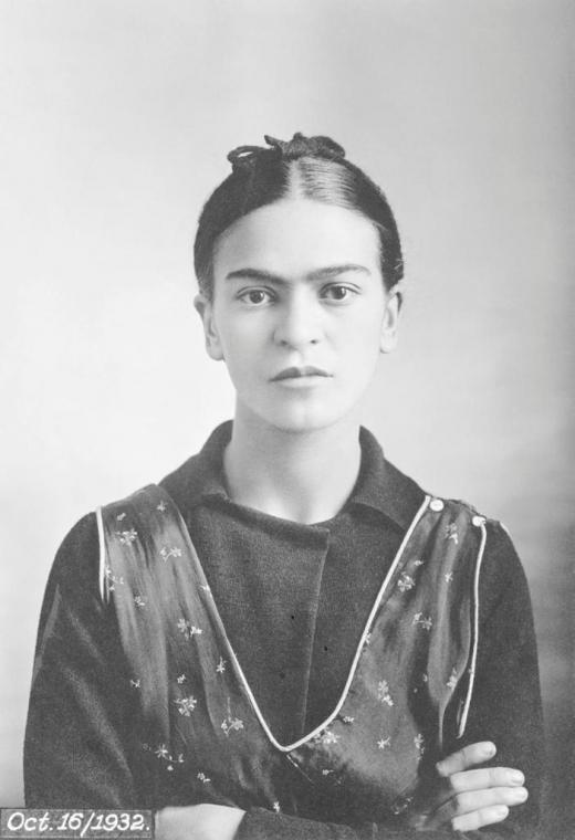 l'histoire de Frida Kahlo