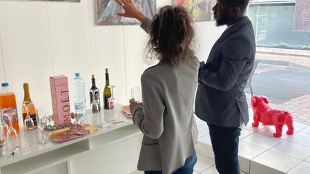 We are Open : la galerie La Maison Melem France est ouverte !