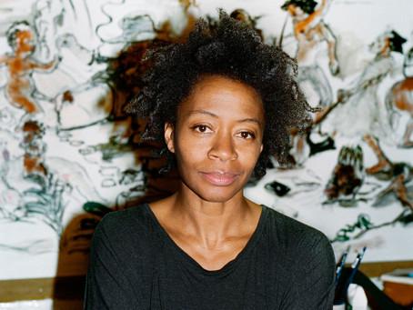 Women artist in art history : Kara Walker