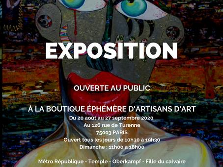Moira McAinsh : les dates du meilleur vernissage de la peintre à voir à Paris