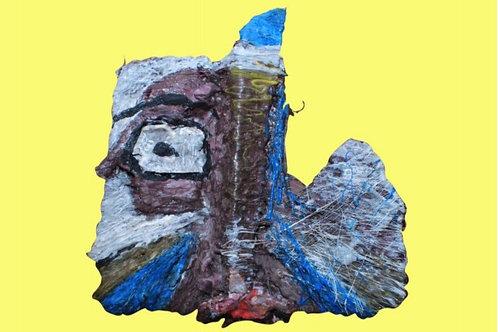 Diesu dimosi (masque du Congo)