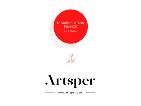 Notre nouvelle collaboration avec Artsper