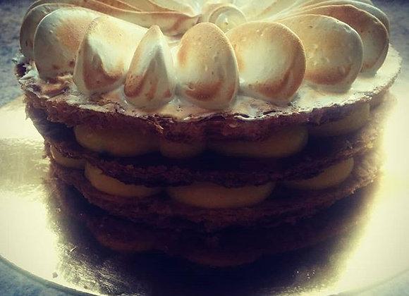 Lemon Millefeuille
