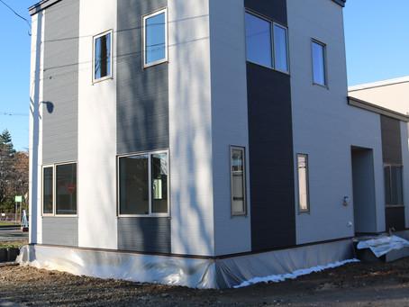 【新築施工例】家族で住みやすい家