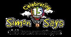 Celebrating 15yrs Simon Says Balloon