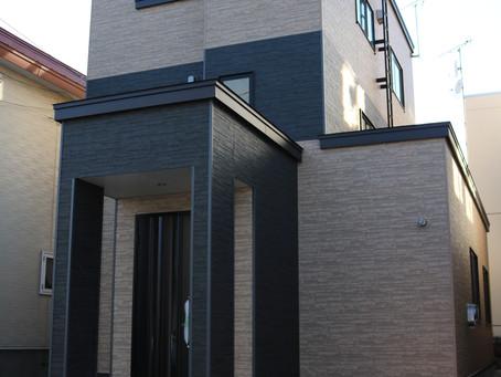 【新築施工例】こだわり抜いたデザインが素敵な家
