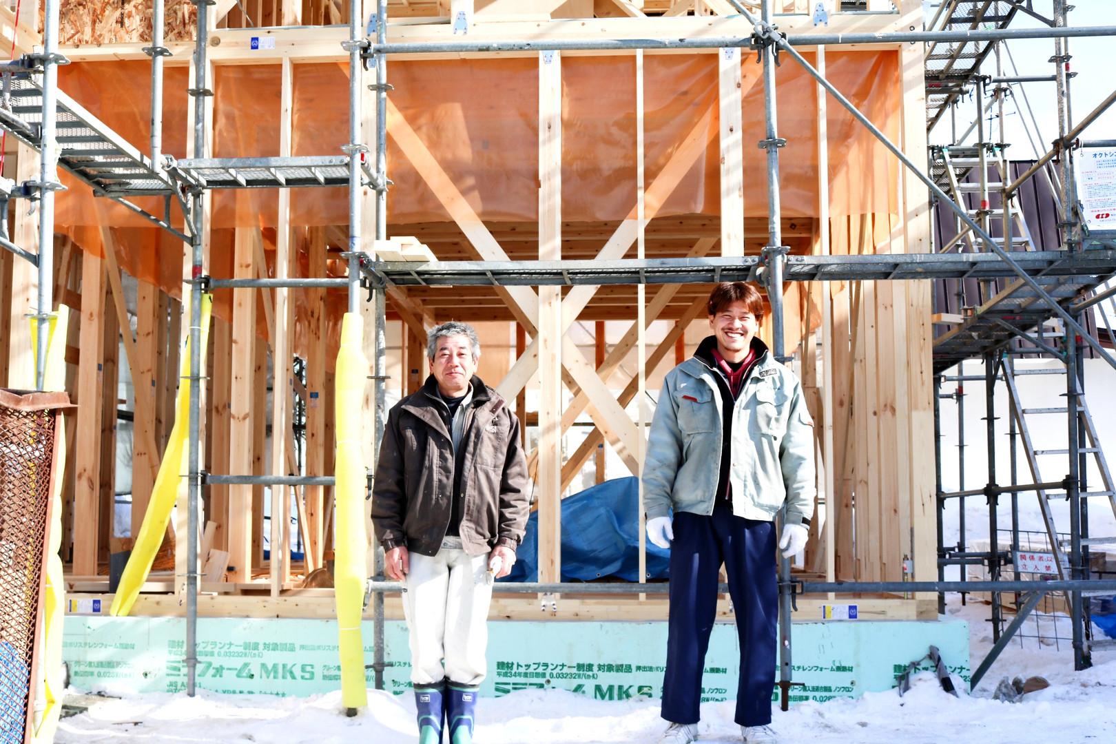 札幌新築一戸建て