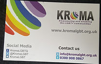 KROMA contact details
