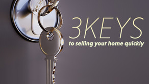 3 Keys to Selling Your Home Quickly in 2021