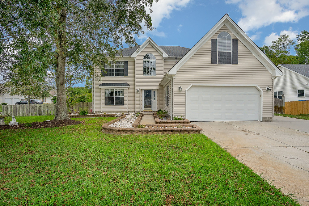Exterior photo of a single family home for sale in Virginia Beach by Adam Puckett