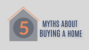 5 Myths about Buying a Home in 2021