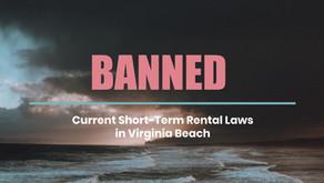 Virginia Beach Short-term Rental Ban [July 2021]