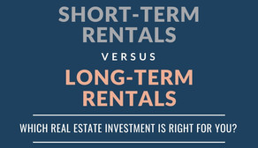Short-Term vs. Long-Term Rental  Property Strategy | CGP Real Estate Consulting