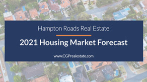 Housing Market Forecast 2021 | Hampton Roads Real Estate