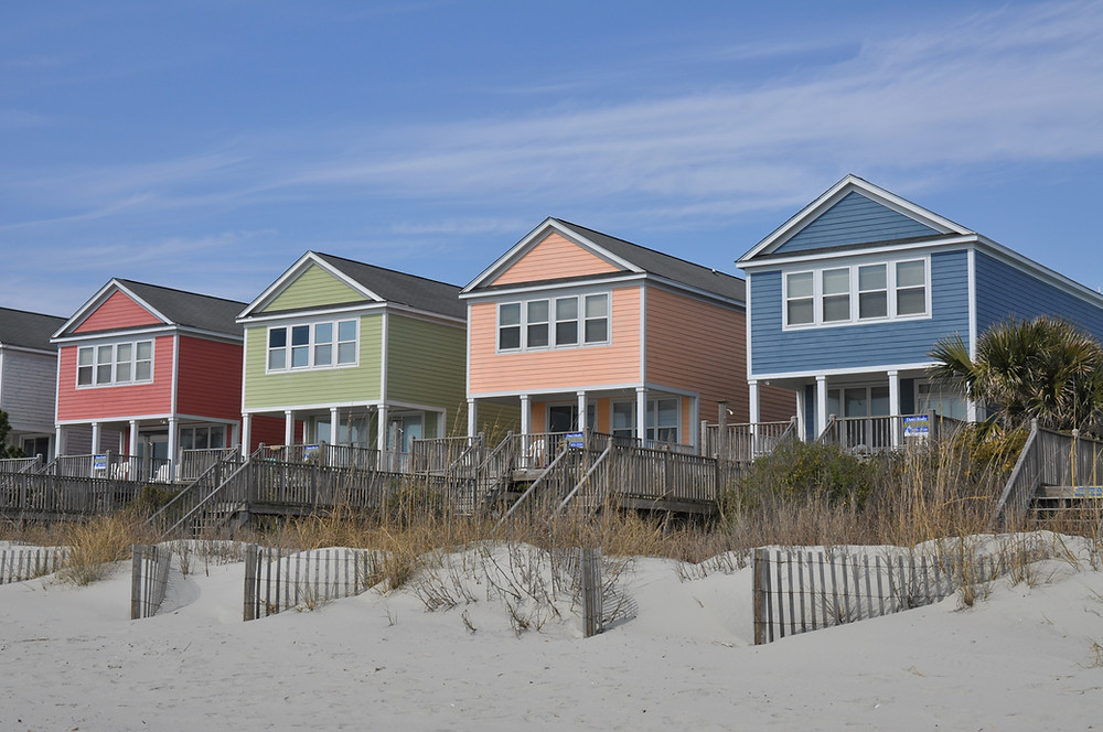 Virginia Beach fully-furnished winter rentals.