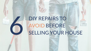 6 DIY Home Repair Mistakes to Avoid Before Selling Your House