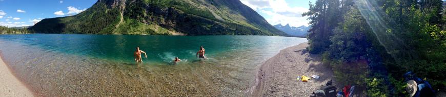 Glacier Summer 2014