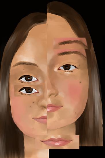 Casse Uvick Self Portrait