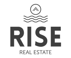 Header logo for RISE Real Estate