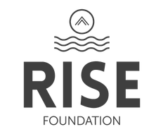 Header logo for the RISE Foundation