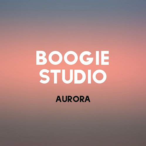 Boogie Studio AURORA - Monday 8pm @ Studio 5