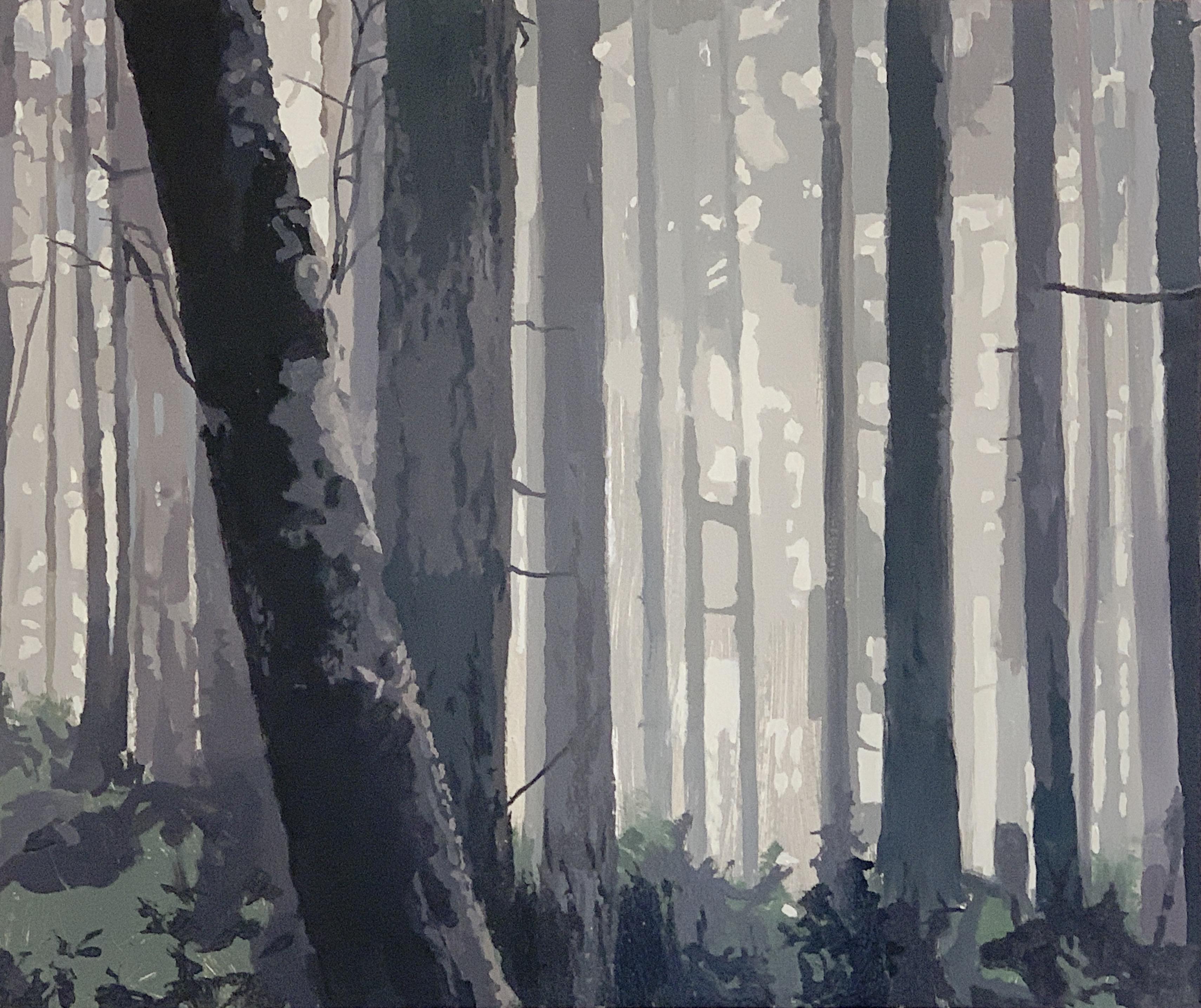Among Pines