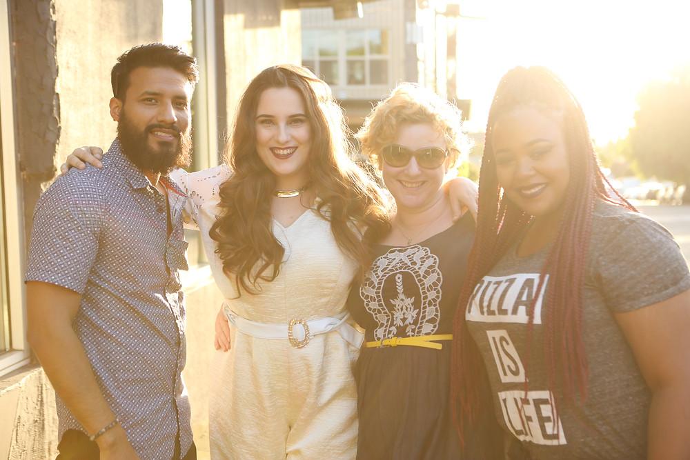 S/S 2015 Photoshoot Crew