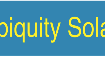 Bioindustrial Innovation Canada Invests in Ubiquity Solar Inc.
