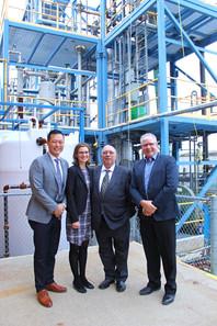 MPP Stan Cho and Delegates visit Sarnia-Lambton