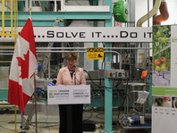 Investing in Canada's bioeconomy to help provide opportunities for farmers and grow the clean ec