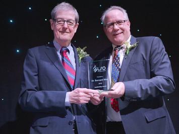 BIC Board Member, Bernard West, Receives LSO Leadership Award