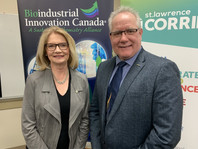 Sarnia's Bioindustrial Innovation Canada opens new office in Brockville, ON