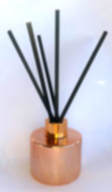 Copper reed diffuser