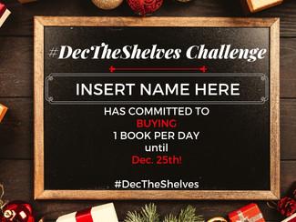#DecTheShelves - 2018