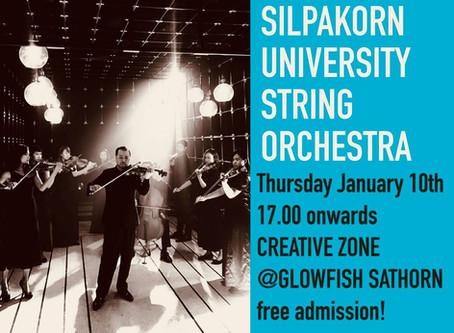 Silpakorn University String Orchestra