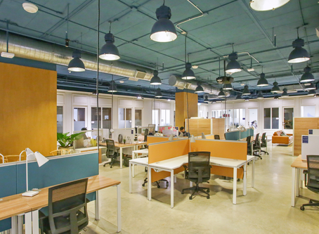 Why you need innovative office design for yourself and your employee?