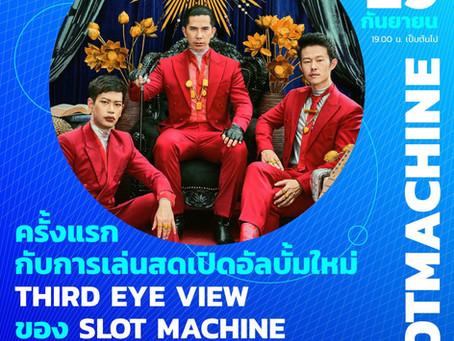 Slot Machine Live at GLOWFISH