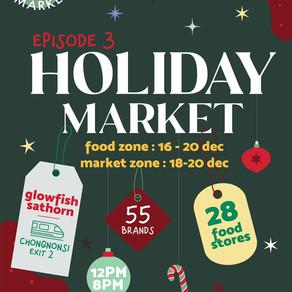 Glowfish Market Ep.3 Holiday Market