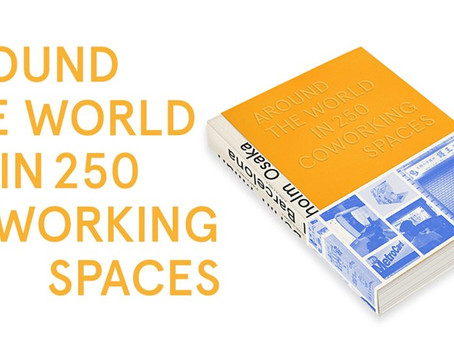 Around the world in 250 co-working space