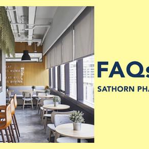 FAQs (Sathorn Phase 2)