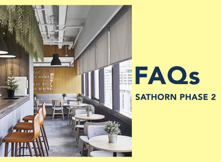 FAQs (Sathorn Phase 2)