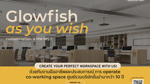 Glowfish as you wish : Create your perfect workspace with us!
