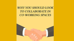 Why You Should Look to Collaborate in Co-working Spaces