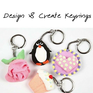 Design & Create Keyrings