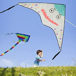 Kite Decorating Party Kit for 6 Children