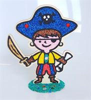 Foam Clay and Wooden Figure sets £4.95